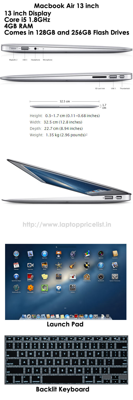 Macbook-Air-13inch-Specs